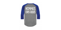 Chandail Baseball Haches/Hommes-des-Bois