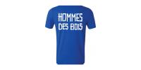 T-SHIRT LYS/Hommes-des-Bois